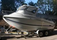 SeaCat 636 Sport Cabin