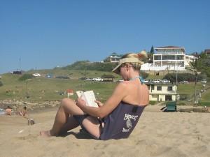 Howzat Seat. Beach sitting 2